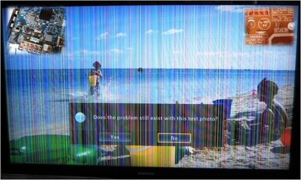 samsung tv diy repair