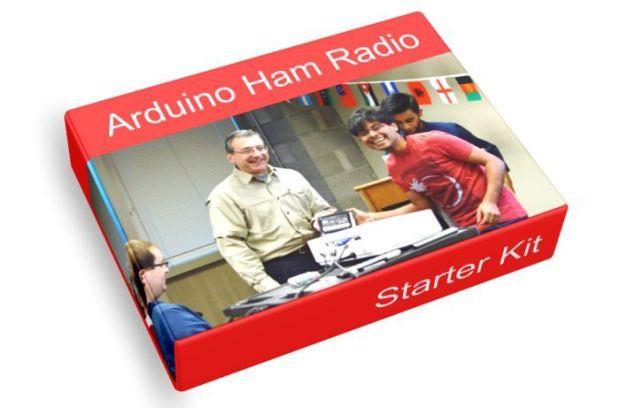 arduino ham radio starter kit
