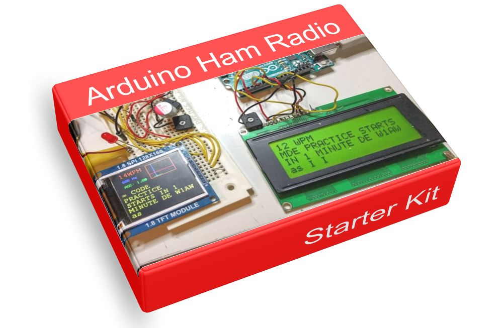Ham Arduino Displays - Show Your Stuff - Making It Up