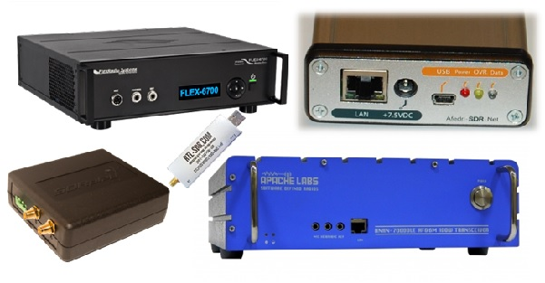 coherent sdr receivers