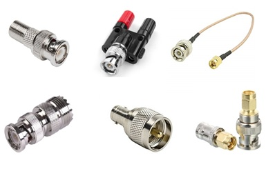 coax cable adapters