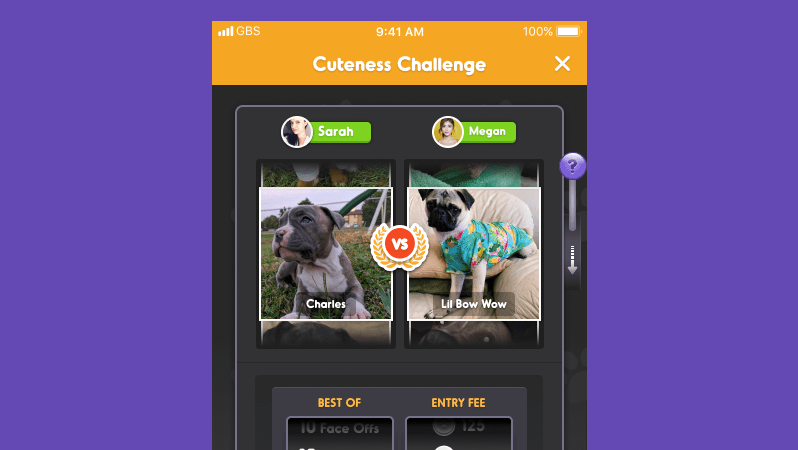 New Feature: Cuteness Challenge in Pet Parade version 2