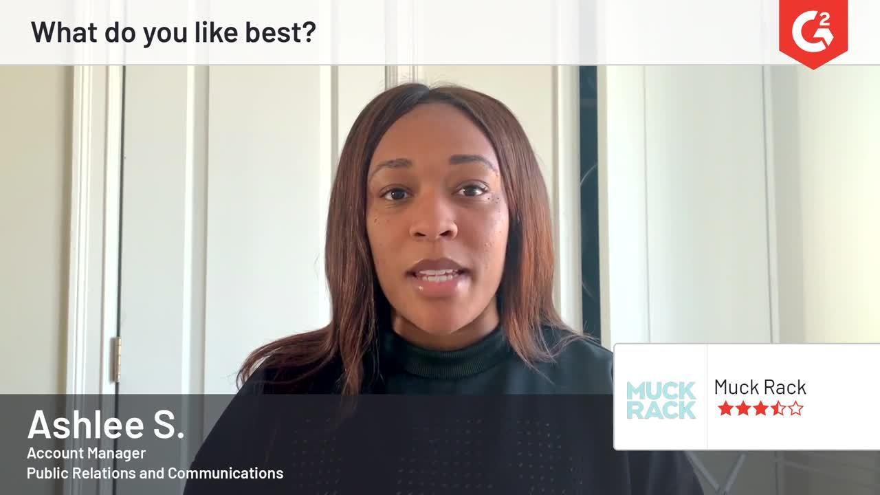muck rack reviews 2021 details