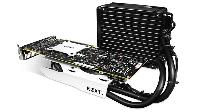 NZXT Announce The Kraken G10 All-In-One GPU Cooler