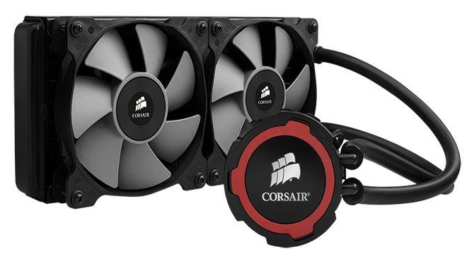 Corsair Announces Hydro Series H105 Liquid CPU Cooler