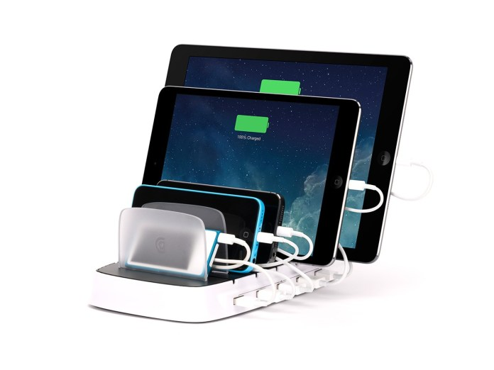 Griffin PowerDock 5 Charging Station Overview