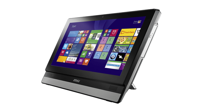 MSI adds 20″ and 22″ models to ultra-slim Adora All-in-One series