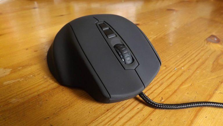 Mionix Naos 7000 Gaming Mouse Review