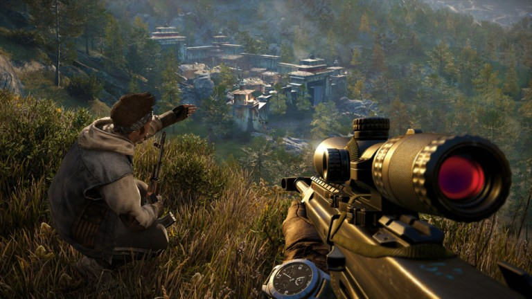 Far Cry 4 System Requirements Revealed As Ubisoft Pulls It From Steam In The UK