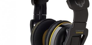 Corsair Gaming H2100 Wireless USB Gaming Headset Review