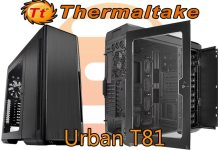 Thermaltake Urban T81 Review 1