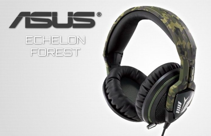 ASUS Echelon Forest Gaming Headset Review 12
