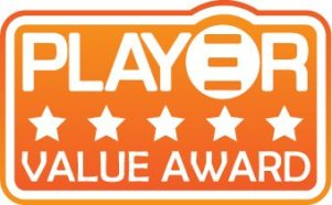 The Play3r Value Award
