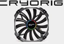 CRYORIG XT140 Fan Review 16