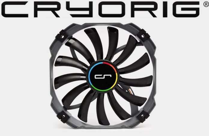 CRYORIG XT140 Fan Review 16