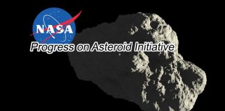 NASA plans for its Asteroid Redirect Mission