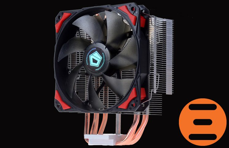 ID-COOLING SE 214X CPU Cooler Review | Play3r
