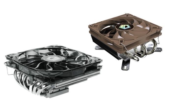 ID-COOLING IS 40 and IS 60 CPU Cooler Review 30