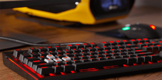 Corsair Announces Strafe Keyboard With Industry-Leading Backlighting 5
