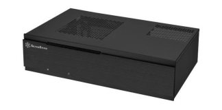 SilverStone Release New ML06-E Mini-ITX HTPC Case 1