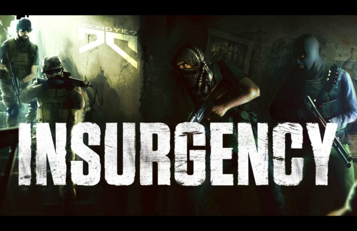 Insurgency - Red Orchestra Mixed With Call of Duty! 4