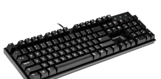 Introducing The GIGABYTE FORCE K83 Mechanical Keyboard With Cherry MX Switches 2