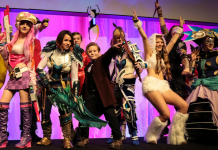 Cosplay at i55 (Insomnia Gaming Festivals Aug 28-31st 2015) 2