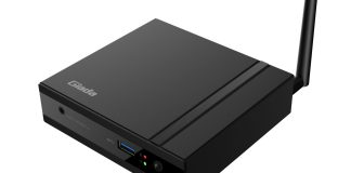 Giada F200 Dust-Proof, Noise-Proof, Fanless Mini PC