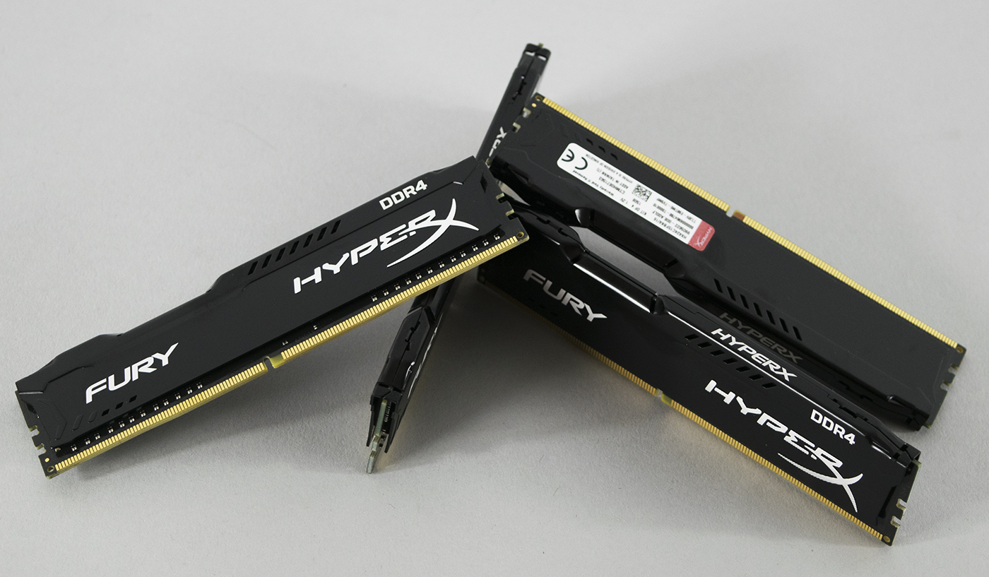 Hyperx Chair Hyperx Fury Ddr4 2400 16gb Quad Channel Memory Kit Review