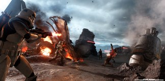 EA Announce Star Wars Battlefront Beta Coming October 8th