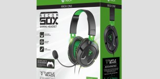 Turtle Beach launches Ear Force Recon 50 Series Headsets 1