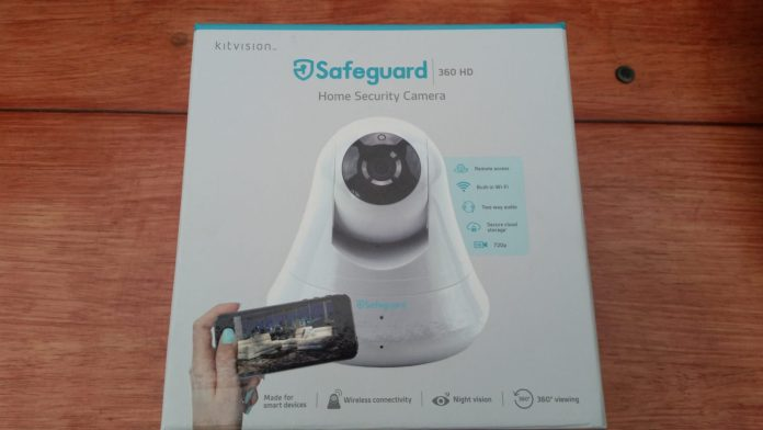 Kitvision Safeguard 360 HD Review 1