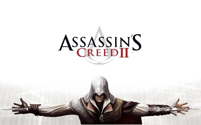 Assassin's Creed II – IT'S-A-MEEEEE…. Ezio?