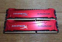 HyperX Savage 16GB 2400MHz DDR3 Memory Review 4