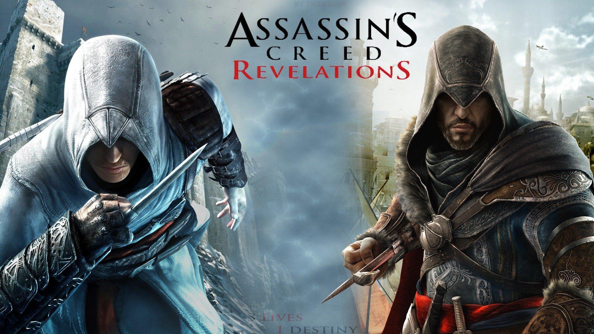 Assassin S Creed Revelations Ezio S Final Farewell