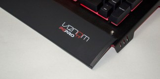 Venom Warrior Mechanical Keyboard Review 4