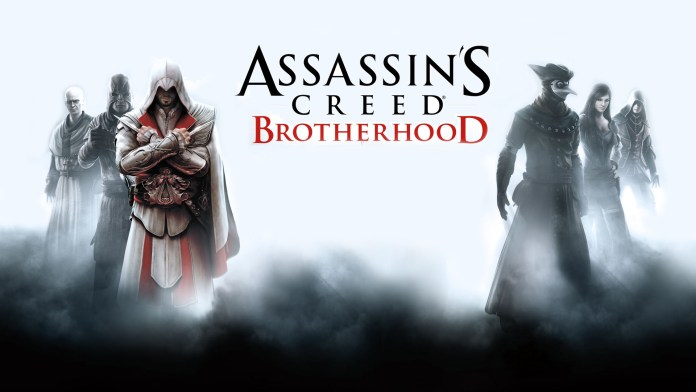 Assassin's Creed: Brotherhood – Oh brother….