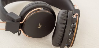KitSound Manhattan Wireless Headphones Review 2