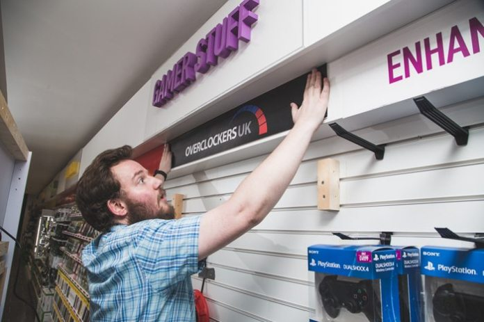 Overclockers UK In More GAME Stores Across The UK