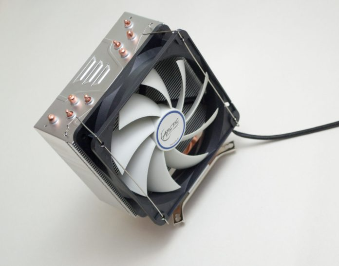 Arctic Freezer i32 Semi Passive CPU Cooler Review 17