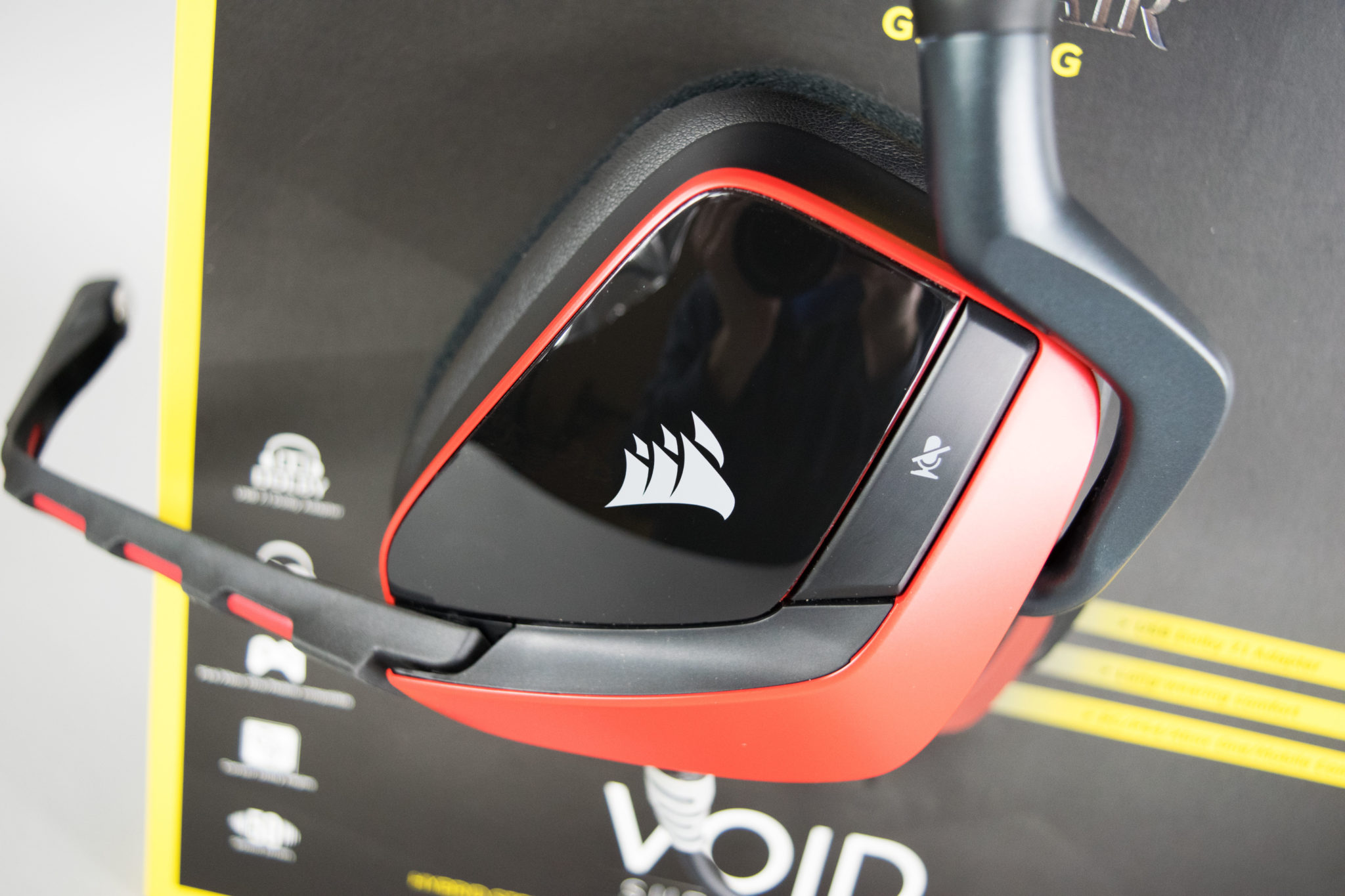 Corsair VOID Surround Hybrid Gaming Headset Review