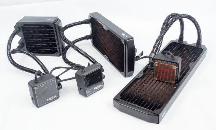 Fractal Design Kelvin T12, S24 and S36 Cooler Review 14