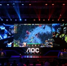 "AOC Officially Unveils ""AGON"" Gaming Brand 3"