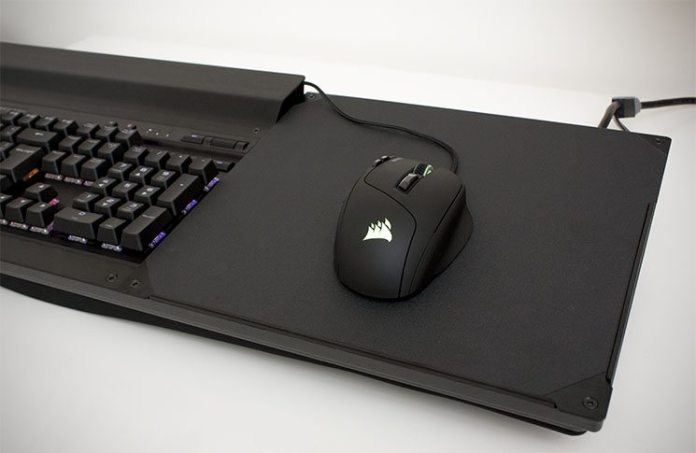 Corsair Lapdog Gaming Control Center Review 14