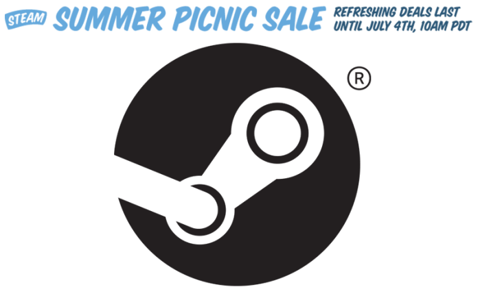 The Steam 2016 Summer Sale Is Here!