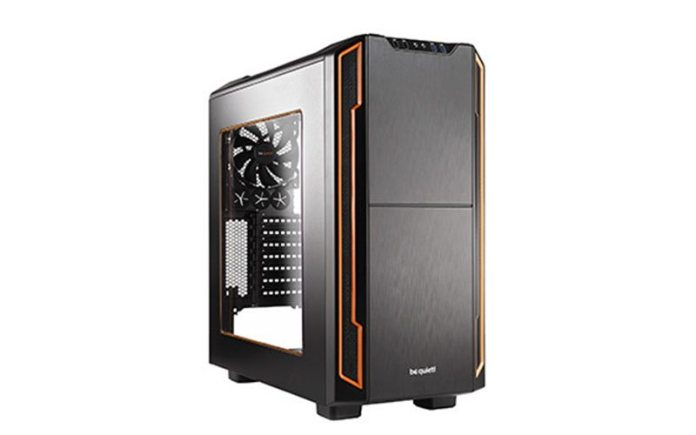 be quiet! Silent Base 600 Windowed (Orange) Case Review 1