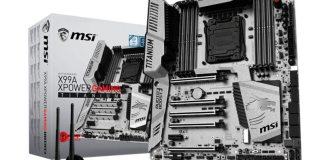 MSI X99A XPOWER Gaming Titanium Motherboard Review 10