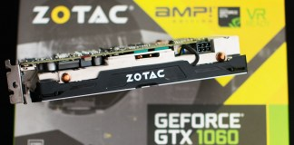 ZOTAC GTX 1060 AMP! Review