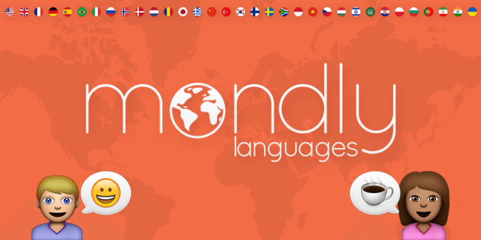 Mondly Launches Chatbot for Learning Languages