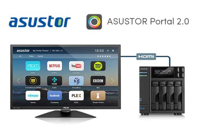 ASUSTOR Enhances User Experience with ASUSTOR Portal 2.0